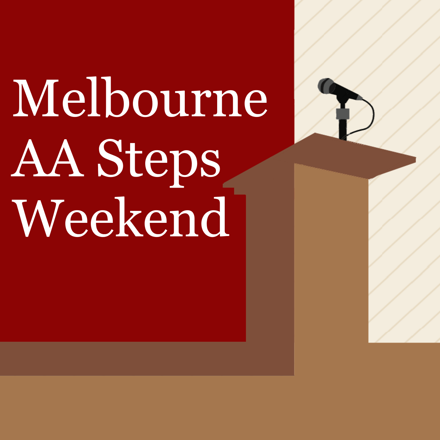 Melbourne AA Steps Weekend